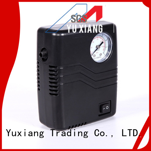 Yuxiang digital air compressor for car manufacturers for car