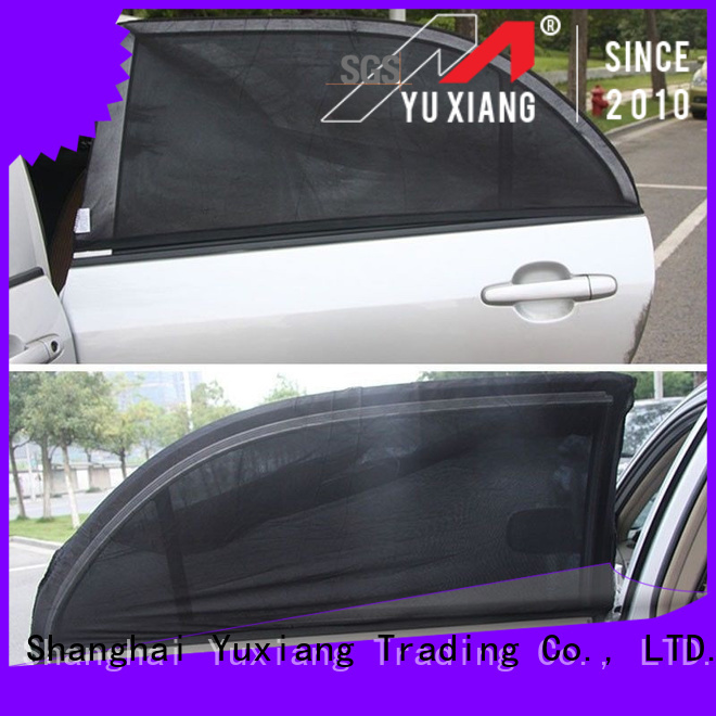 Yuxiang Wholesale magnetic car sun shade factory for car