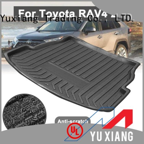 High-quality suv trunk mat Suppliers for vehicle