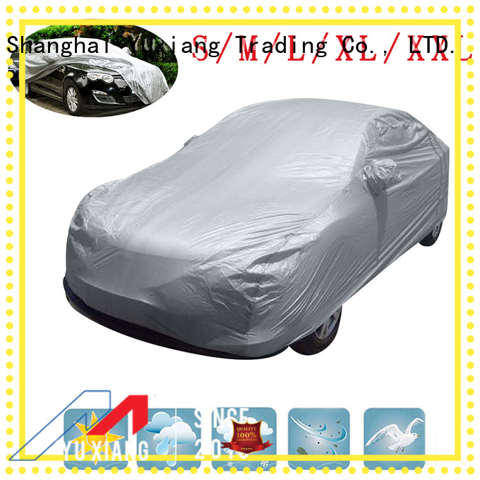 Yuxiang New waterproof car cover for business for vehicle