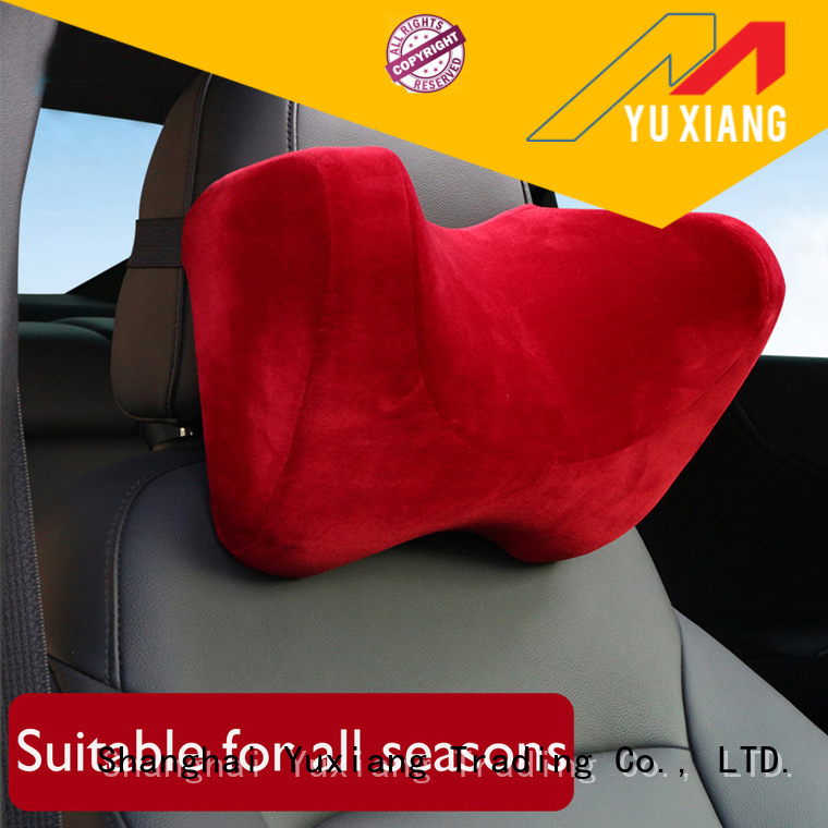 High-quality car headrest neck pillow manufacturers for vehicle