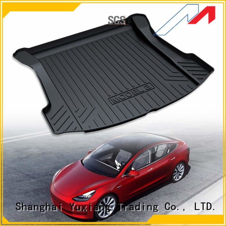 New jeep trunk mat factory for car