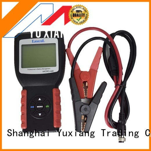 Yuxiang 12 volt deep cycle battery tester Suppliers for car