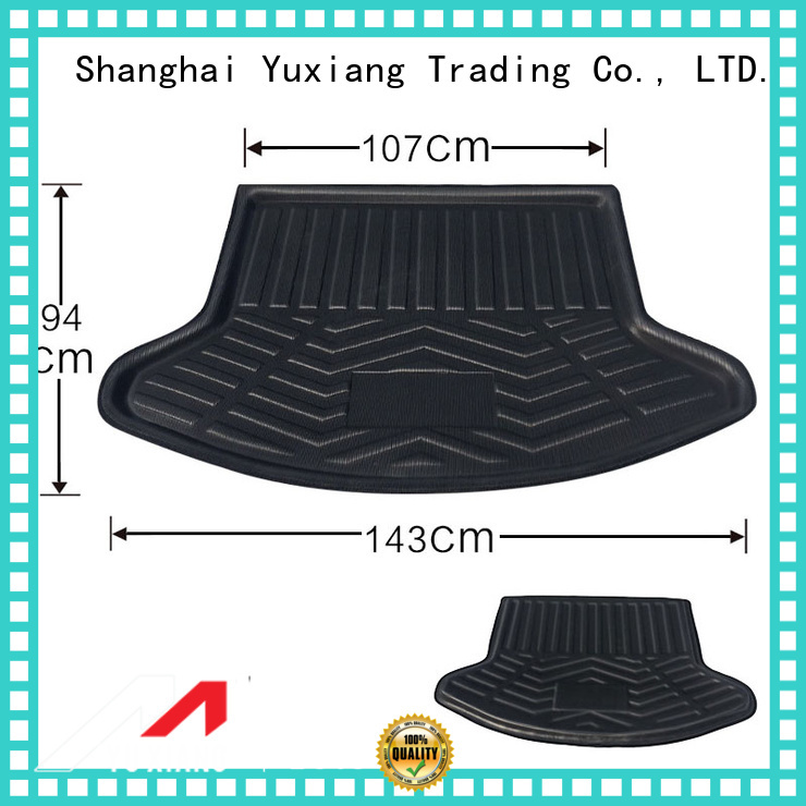 Latest auto trunk mats Supply for truck
