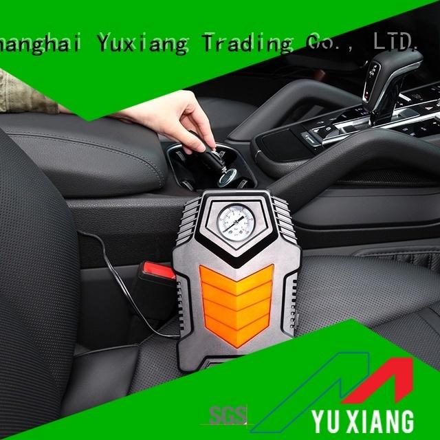 Yuxiang car tire pump factory
