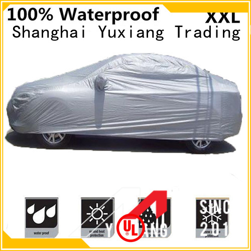 Yuxiang car cover manufacturers for vehicle