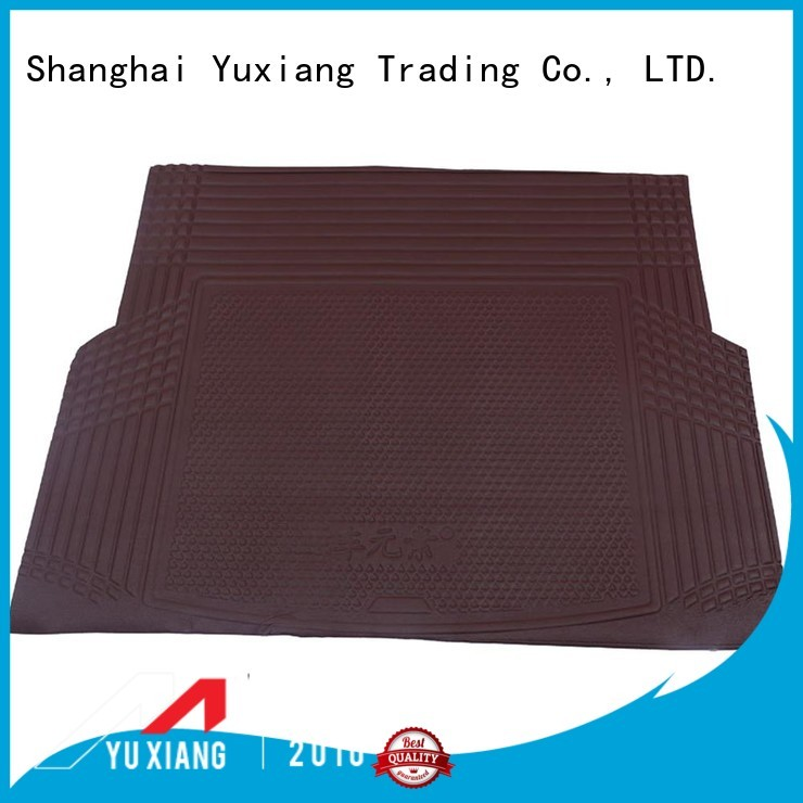 Yuxiang Top car trunk mat for business for vehicle