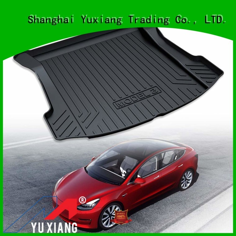 Yuxiang all weather trunk mat company for vehicle