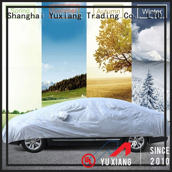 Yuxiang Top automatic car cover manufacturers for vehicle