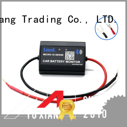 Yuxiang 12 volt deep cycle battery tester company for car