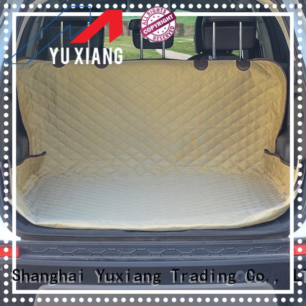 Yuxiang classic car trunk mats Suppliers for vehicle