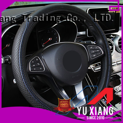 Best custom made steering wheel covers Suppliers for car