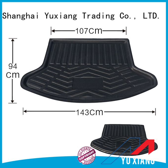 Latest suv trunk mat company for truck
