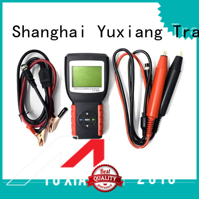 Yuxiang 12 volt deep cycle battery tester manufacturers for car