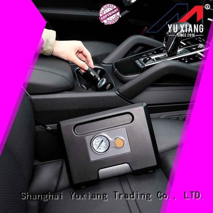 Yuxiang digital car tyre inflator company for car