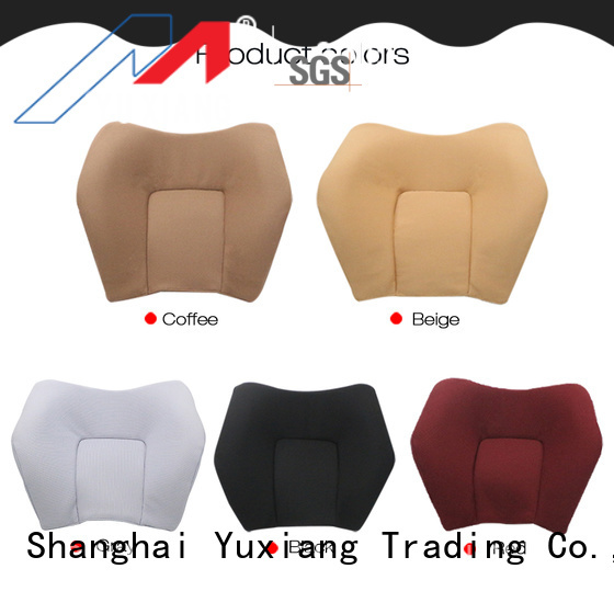 Yuxiang Top neck support pillow for car for business for car
