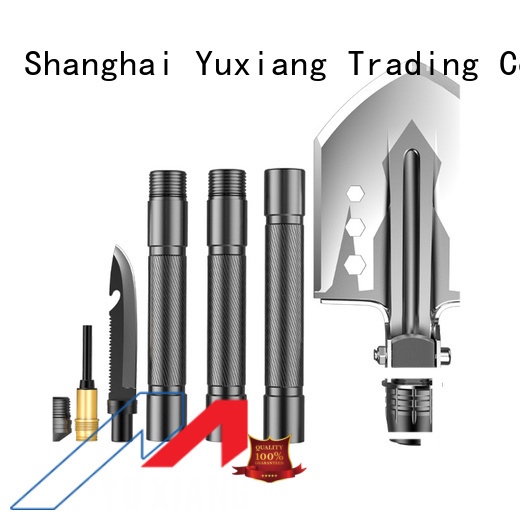 Yuxiang folding survival shovel manufacturers for safety