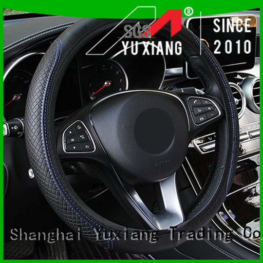 Wholesale jeep leather steering wheel cover Suppliers for vehicle