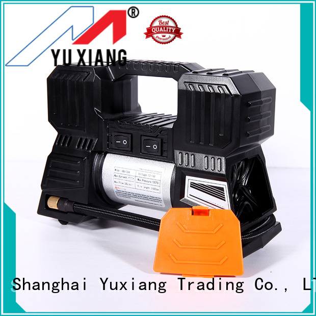 Yuxiang New digital car tyre inflator for business