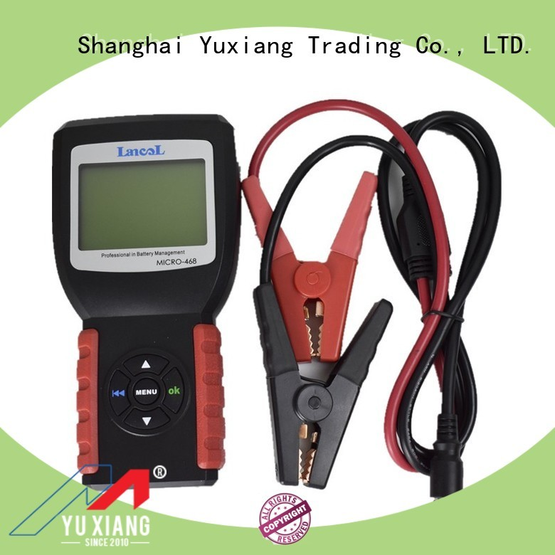Yuxiang battery detector Supply for car