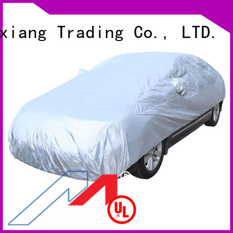 Yuxiang outdoor car cover Suppliers for vehicle