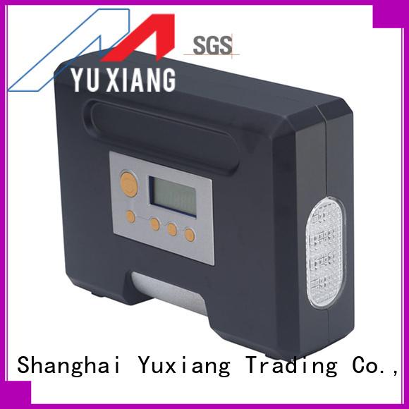 Yuxiang car inflator air pump factory for car