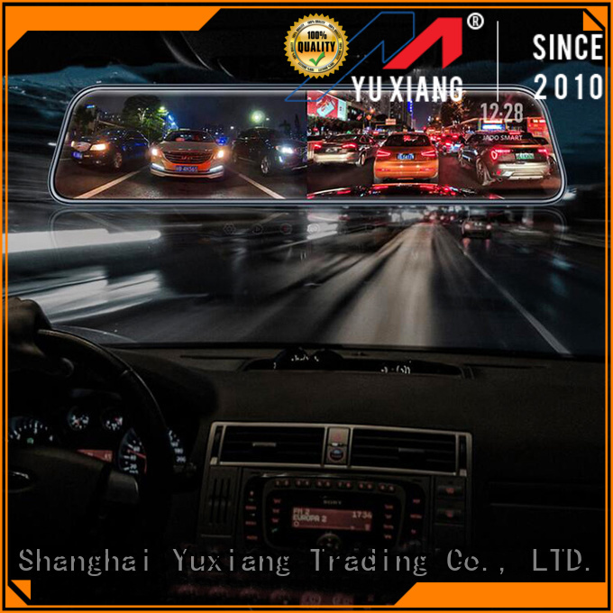 Yuxiang dual dash cam Suppliers for car