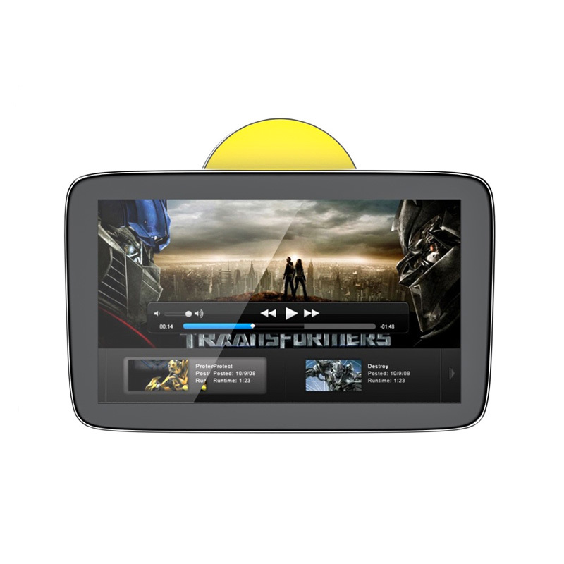 Dual Camera Hd Car Dvr 11.6 Inc h android with DVD player