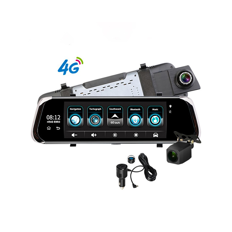 ADAS Car DVR Dual Camera Hd Car Dvr 4G Android GPS Navi 10