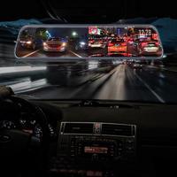 2019 G840 12-inch Streaming RearView Mirror Car Dvr Camera Dashcam FHD Dual 1080P Lens Driving Video Recorder Dash Cam
