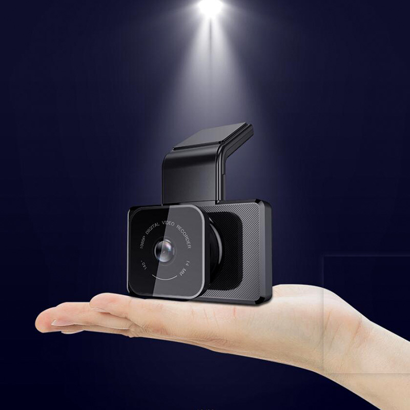 3 Inches IPS Screen Dual HD Camera Recording