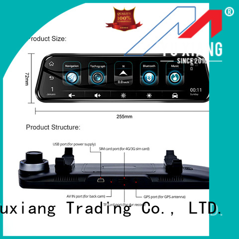 Yuxiang rearview mirror car recorder company for car