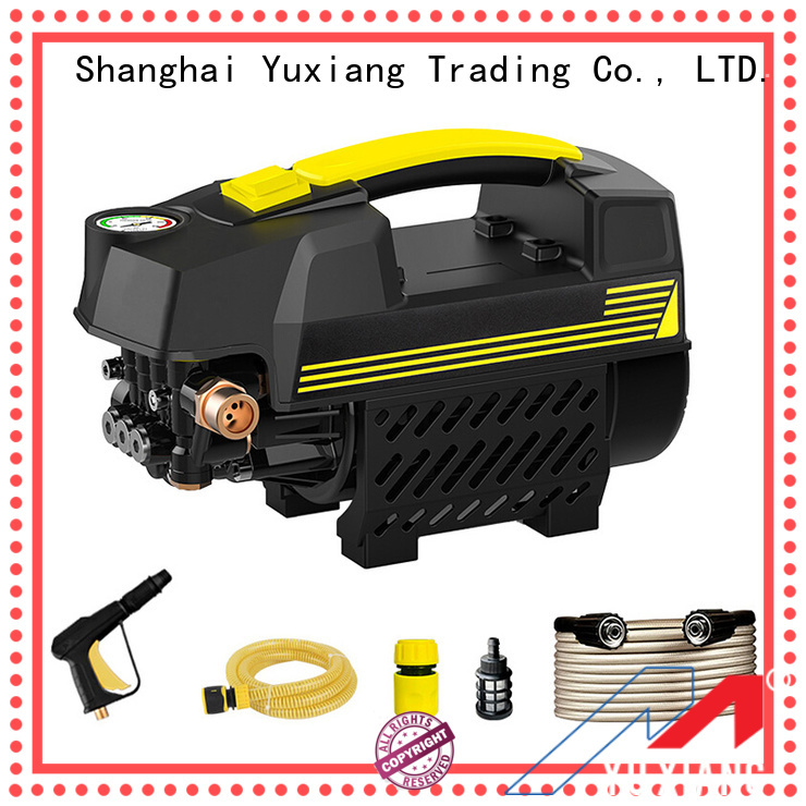 Yuxiang domestic car washing machine manufacturers for washing
