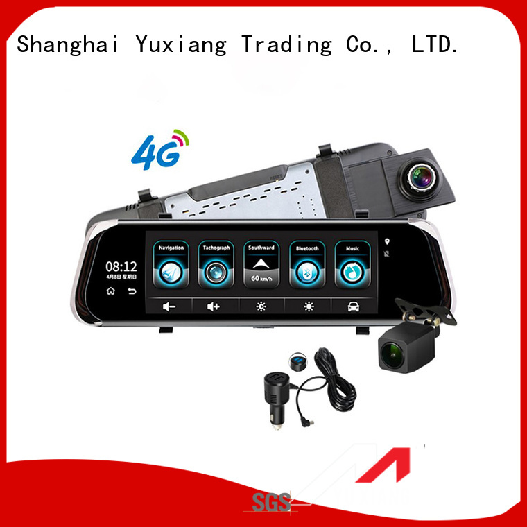 Yuxiang Latest blackbox dash cam for business for car