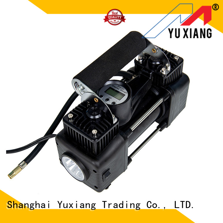Yuxiang car tyre air pump factory