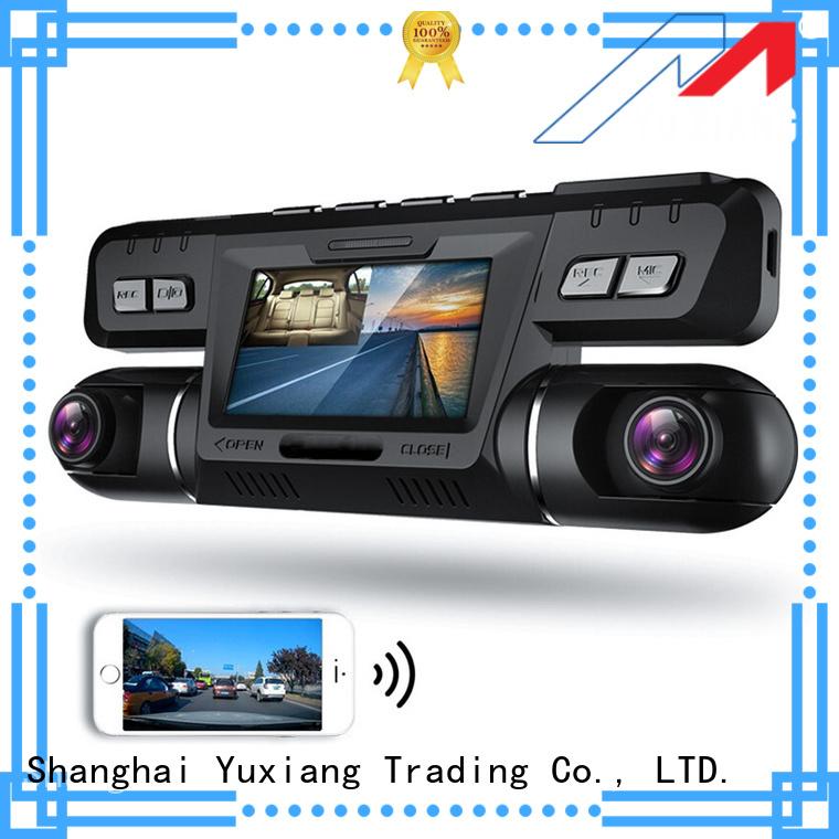 Yuxiang wireless dash cam factory for car