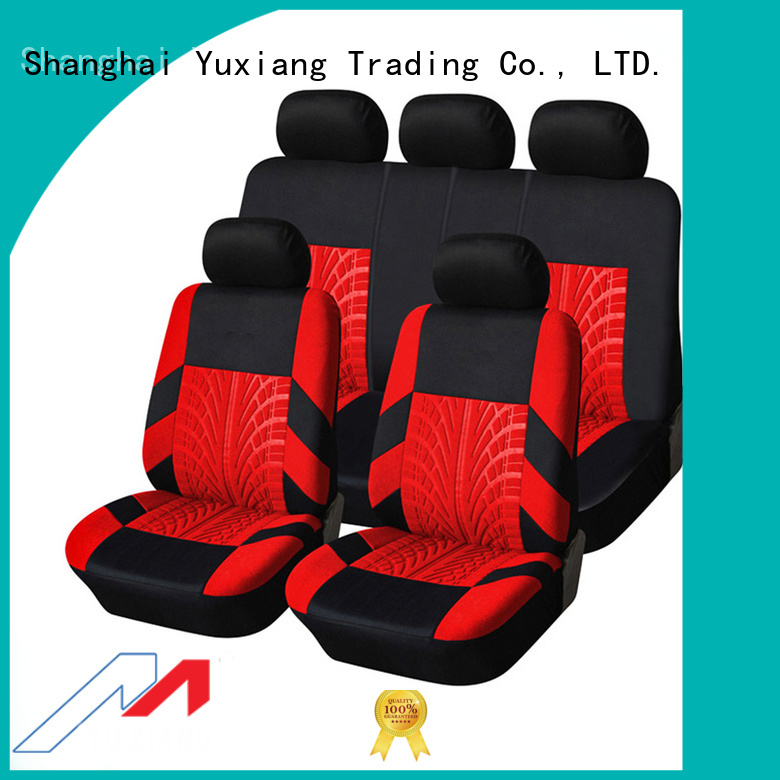 High-quality automotive seat covers manufacturers for vehicle