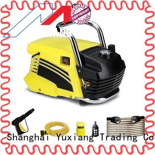 Yuxiang portable high pressure car washing machine Suppliers for washing