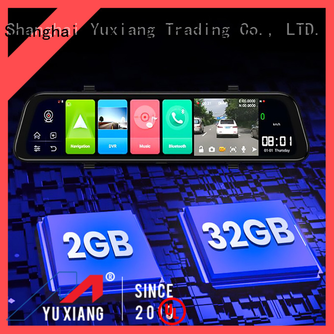 Yuxiang vehicle blackbox dvr 1080p Suppliers for car