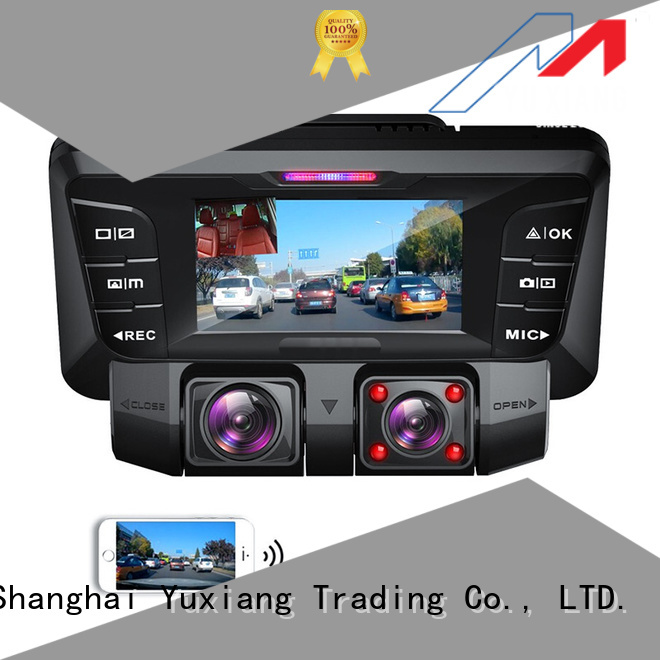 Best rear view mirror camera recorder for business for car