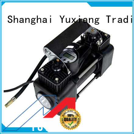 Custom 12 volt car air compressor company for car