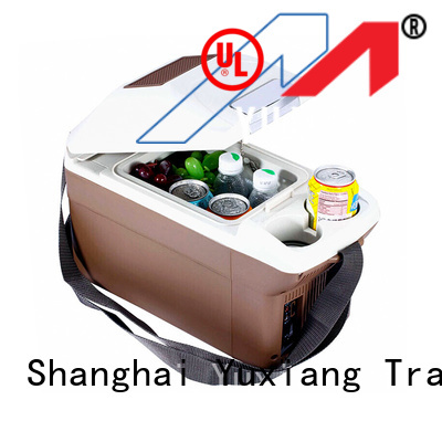 Yuxiang High-quality portable car refrigerator cooler Suppliers for car
