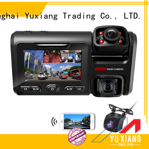 Yuxiang High-quality blackbox dash cam for business for car