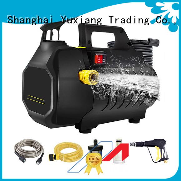 Yuxiang New car washing machine company for car
