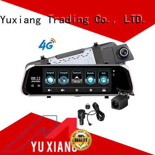 Yuxiang Best rear view mirror dash cam company for car