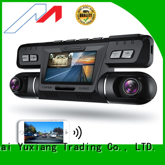 Yuxiang Custom blackbox dvr for business for car