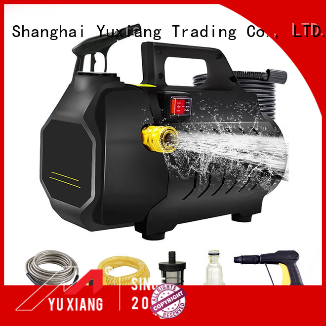 Yuxiang Wholesale portable car washer manufacturers for washing