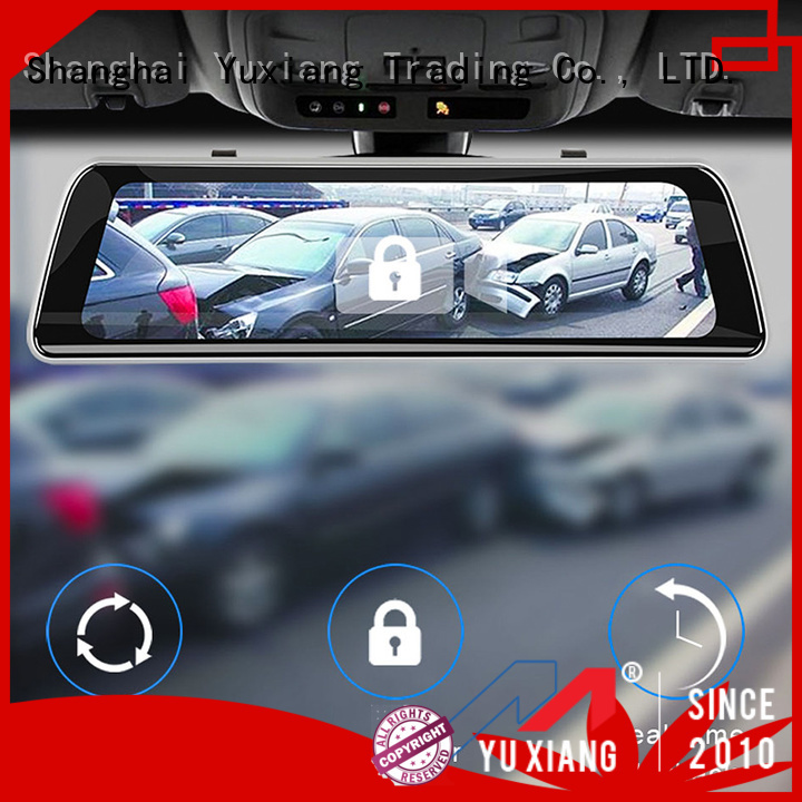 Yuxiang car camera recorder factory for car