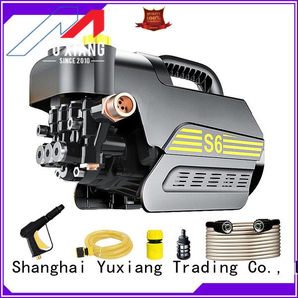 Yuxiang water jet car washing machine company for washing