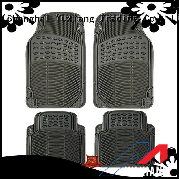 Yuxiang waterproof car floor mats manufacturers for truck